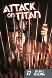 Kodansha Comics's Attack on Titan Soft Cover # 27