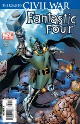 Marvel Comics's Fantastic Four Issue # 537
