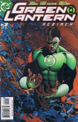 DC Comics's Green Lantern: Rebirth Issue # 2