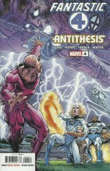 Marvel Comics's Fantastic Four: Antithesis Issue # 4