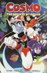 Archie Comics Group's Cosmo: Mighty Martian Issue # 5c
