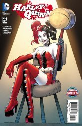 DC Comics's Harley Quinn Issue # 27b