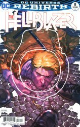 DC Comics's Hellblazer Issue # 8b