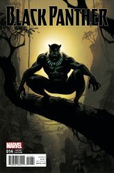 Marvel Comics's Black Panther Issue # 14c