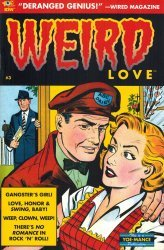 IDW Publishing's Weird Love Issue # 3