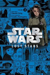 Yen Press's Star Wars: Lost Stars Soft Cover # 2