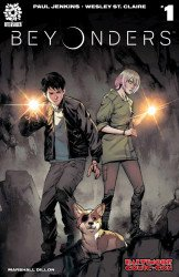 AfterShock Comics's Beyonders Issue # 1bcc