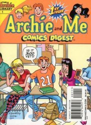 Archie Comics Group's Archie and Me: Comics Digest Issue # 1