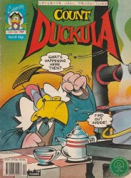 Celebrity Comics's Count Duckula Issue # 14