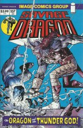 Image Comics's Savage Dragon Issue # 257b