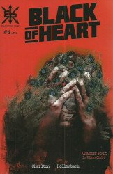 Source Point Press's Black of Heart Issue # 4