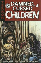 Source Point Press's Damned, Cursed Children Issue # 1