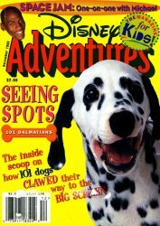 Disney Comics's Disney Adventures Issue V7-2