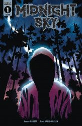 Scout Comics's Midnight Sky Issue # 1
