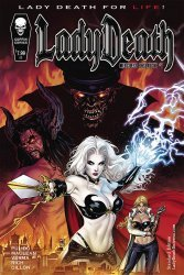 Coffin Comics's Lady Death: Merciless Onslaught Issue # 1