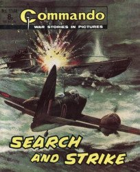 D.C. Thomson & Co.'s Commando: War Stories in Pictures Issue # 1144