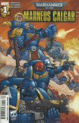 Marvel Comics's Warhammer 40000: Marneus Calgar Issue # 1