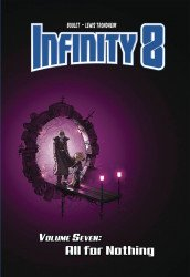 Lion Forge Comics's Infinity 8 Hard Cover # 7