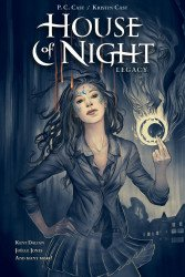 Dark Horse Comics's House of Night Hard Cover # 1