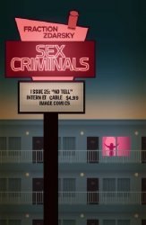 Image Comics's Sex Criminals Issue # 25