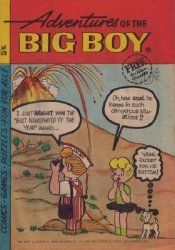 Timely Comics's Adventures of Big Boy Issue # 128east