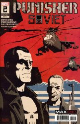 Marvel Comics's Punisher: Soviet Issue # 2