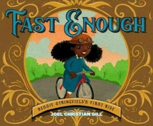 Lion Forge Comics's Fast Enough: Bessie Springfield's First Ride Hard Cover # 1