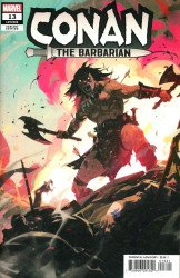 Marvel Comics's Conan the Barbarian Issue # 13b