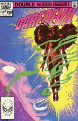 Marvel Comics's Daredevil Issue # 190