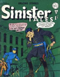 Alan Class & Company's Sinister Tales Issue # 48