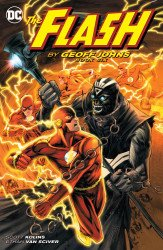 DC Comics's The Flash by Geoff Johns TPB # 6