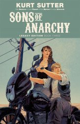 BOOM! Studios's Sons of Anarchy: Legacy Edition TPB # 3