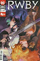 DC Comics's RWBY Issue # 2