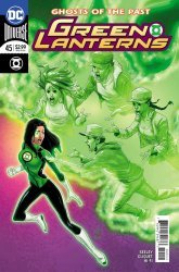 DC Comics's Green Lanterns Issue # 45