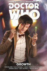 Titan Comics's Doctor Who: 11th Doctor - Year Three Hard Cover # 1