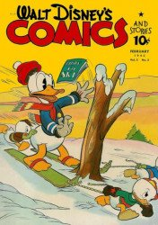 Dell Publishing Co.'s Walt Disney's Comics and Stories Issue # 29b