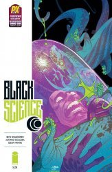 Image's Black Science Issue # 7b