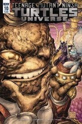 IDW Publishing's Teenage Mutant Ninja Turtles Universe Issue # 10