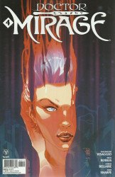 Valiant Entertainment's Doctor Mirage Issue # 4