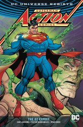 DC Comics's Superman: Action Comics - Oz Effect Deluxe Edition TPB # 1