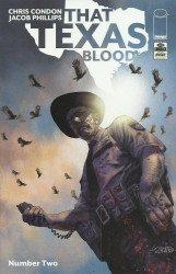Image Comics's That Texas Blood Issue # 2b