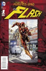 DC Comics's Flash: Futures End Issue # 1