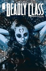 Image Comics's Deadly Class Issue # 41b