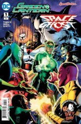 DC Comics's Green Lantern/Space Ghost Special Issue # 1b