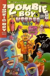 Timbuktu Graphix's Zombie Boy's Hoodoo Tales Issue # 1
