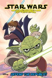 IDW Publishing's Star Wars Adventures TPB # 8