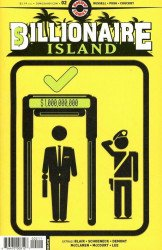 Ahoy Comics's Billionaire Island Issue # 2