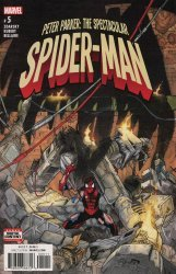 Marvel Comics's Peter Parker: The Spectacular Spider-Man Issue # 5
