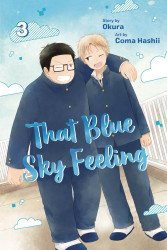 Viz Media's That Blue Sky Feeling Soft Cover # 3