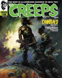 Warrant Publishing's The Creeps Issue # 18